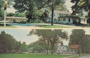 CHIPPAWA , Ontario , Canada , 1950-60s ; George's Motel