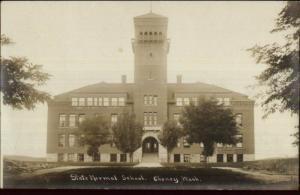 Cheney WA State Normal School c1910 Postcard