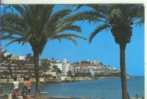 Postal 5204 : Playa de Ses Figueretes en Ibiza