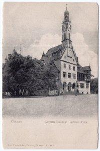 Chicago, German Building, Jackson Park