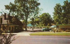 OPELIKA , Alabama , 50-60s ; Golden Cherry Motel