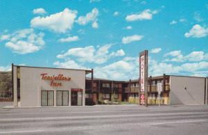 Traveller's Inn, TransCanada Highway #1, Calgary, Alberta, Canada, 40-60´s
