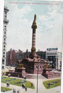 Ohio Cleveland Soldiers and Sailors Monument