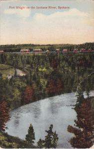 Fort Wright on the Spokane River, SPOKANE, Washington, 00-10's