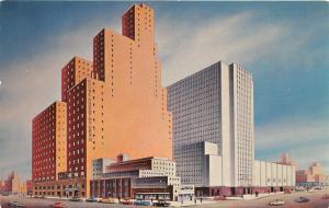New York City~Henry Hudson Hotel on West 57th Street~c1960 Postcard