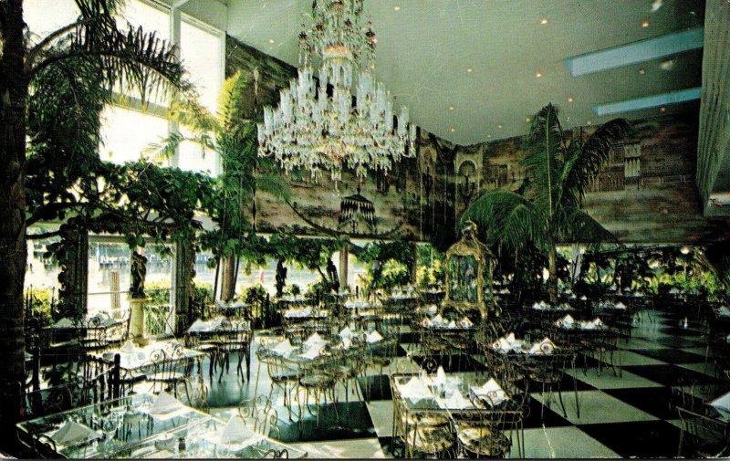 Florida Fort Lauderdale Creighton's Restaurant The Garden Room