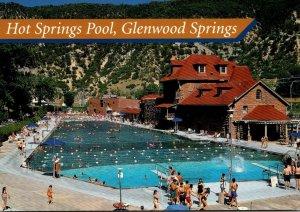 Colorado Glenwood Springs World's Largest Hot Springs Pool