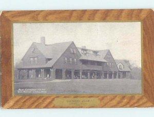 Pre-1907 BUILDING SCENE Lowell - Near Boston Massachusetts MA AE9057