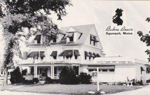 Maine Ogunquit Barbara Dean's Restaurant Dexter Press sk5795