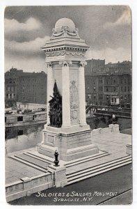 Syracuse, N.Y., Soldiers & Sailors Monument