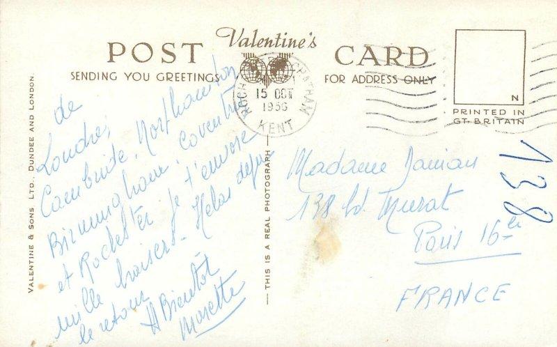 Postcard UK England Kendal, Westmorland fleece inn