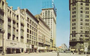 Playhouse Square , East , Cleveland  , Ohio , 50-60s