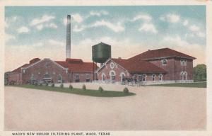 New $300,000 Filtering Plant , WACO , Texas , 00-10s