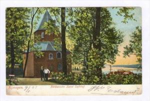Heidensche Kapel Valkhof, Nijmegen (Gelderland), Netherlands, PU-1905