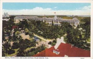 Florida Palm Beach Royal Poinciana And Alba Hotels