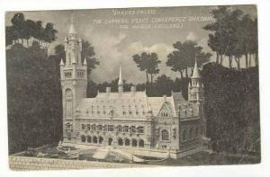 Vredes Paleis,The CarnegiePeace Conference Building , The Hague (Holland), 1910s