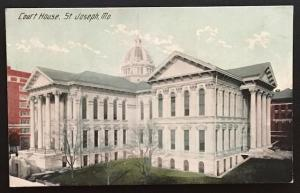 Court House St. Joseph Mo