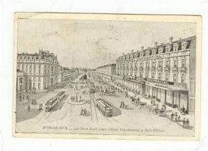 BORDEAUX, France, Hotel Commercial, 00-10s
