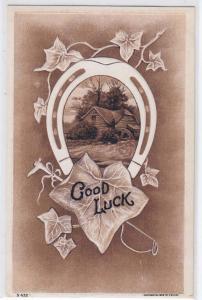 Horseshoe - Good Luck