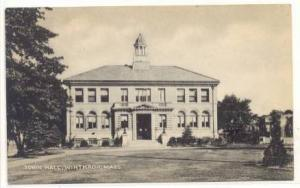 Town Hall, Winthrop,  Massachusetts,00-10s