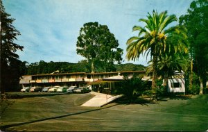 California San Rafael Villa Rafael Motel 1961