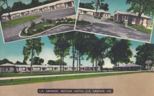 La Grange Motor Hotel , LA GRANGE , Georgia , 30-40s