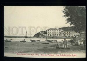 213756 FRANCE BANYULS-sur-MER Laboratory Arago Oceanographic