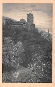 Germany Schloss Heidelberg  Schloss Heidelberg