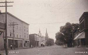 RP; OXFORD, Nova Scotia, Canada, 00-10s; Main Street (dirt)