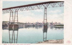 ST. PAUL, Minnesota, 1900-1910's; From Under High Bridge