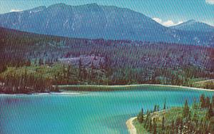Rainbow Lake Near Whitehorse, Yukon, Canada, 1940-1960s