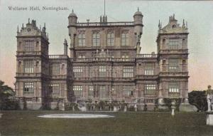 Nottingham , England , 00-10s ; Wollaton Hall