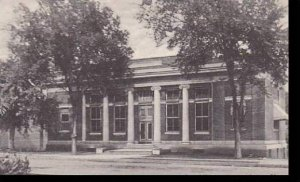Missouri Excelsior Springs The Post Office Albertype