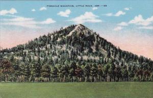 Pinnacle Mountain Little Rock Arkansas