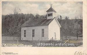 Baptist Church Hasbrouck NY 1906