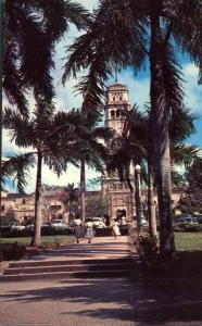University of Puerto Rico Roosevelt Tower - Rio Piedras PR Puerto Rico - pm 1968