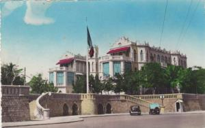 RP; Djibouti, Palace du Gouverneur, 1953