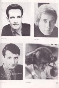Happy Birthday Radio Pirate Caroline Rare 1984 Photo DJ Book