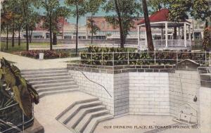 Our Drinking Place El Dorado Springs Missouri 1927
