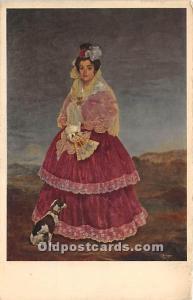 Ignacio Zuloaga, Spanish 1870 The Actess Consuelo The Art Insitute of Chicago...
