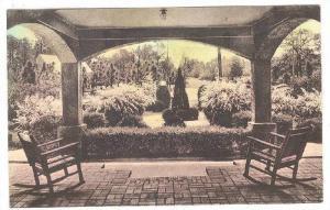 The Manor Hotel Porch, Pinehurst, North Carolina, 1900-1910s