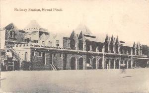 Pakistan Rawalpindi, Rawal Pindi, Railway Station