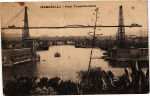 CPA MARSEILLE-Pont Transbordeur (186142)