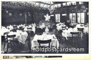Enrico & Paglieri Italian Restaurant, New York City, NYC Postcard Post Card U...
