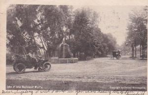 Minnesota Minneapolis Lake Of Isles Boulevard 1907
