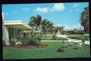 St Petersburg, Florida/FL Postcard, Sunny Shores Villas, 1969!