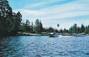 TEMAGAMI, Ontario, Canada, 1950-1960's, Bock Dock