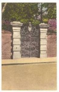 Simonton Gateway on Legare St.,Charleston,SC / South Carolina 1920-30s