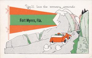 Florida Fort Myers Local Auto Pennant Series