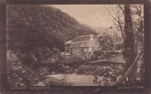 Luftkurort Rengsdorf, LAUBACHSMUHLE, Germany, 1900-1910s
